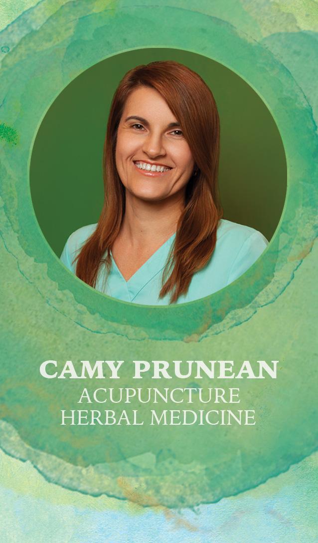 Camy Prunean - Acupuncturist